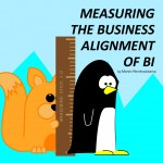 Measuring Business Alignment of BI
