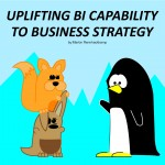 Uplifting the BI Capability to align with the Business Strategy