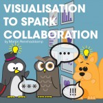 Visualisation can be used to spark collaboration
