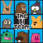 The BI team - creatures