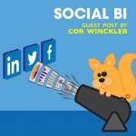 Social BI guest by Cor Winckler