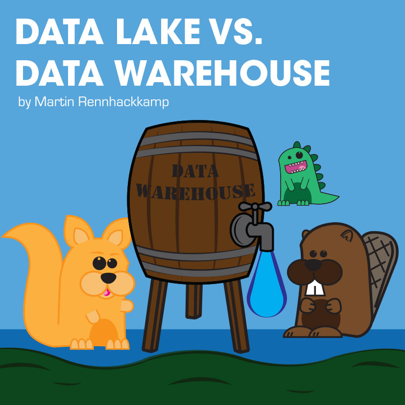 Data Lake vs Data Warehouse (Fuente: http://www.martinsights.com/wp-content/uploads/2014/09/Data-lake-vs-Data-warehouse.jpg)