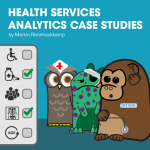 Health services analytics case studies