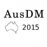 AusDM2015 13th Australasian Data Mining Conference 2015